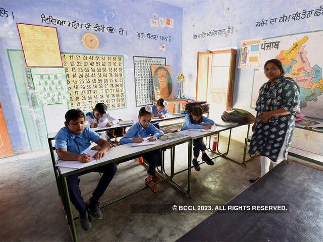 Shortage of teachers
