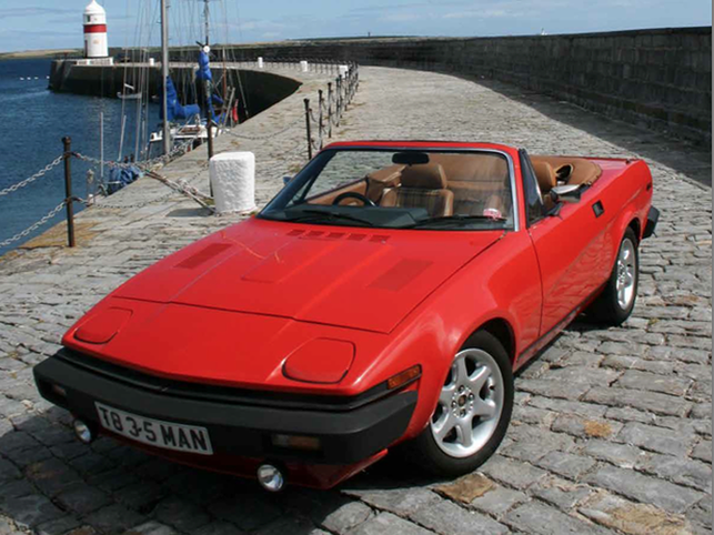 Hagerty Price Guide >> Your Car Can Make You Rich Triumph Tr8 Is A Better