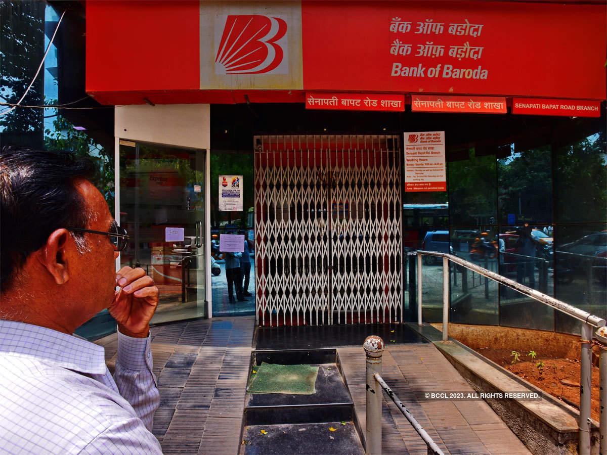 bank of baroda: Vijaya Bank, Dena Bank to become BoB from Apr 1