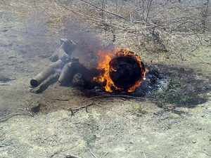 MiG 27 aircraft crashes near Jodhpur, IAF orders court of inquiry