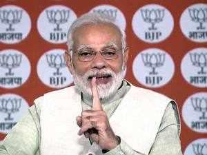 PM Modi defines 'Chowkidar' as a spirit of trusteeship