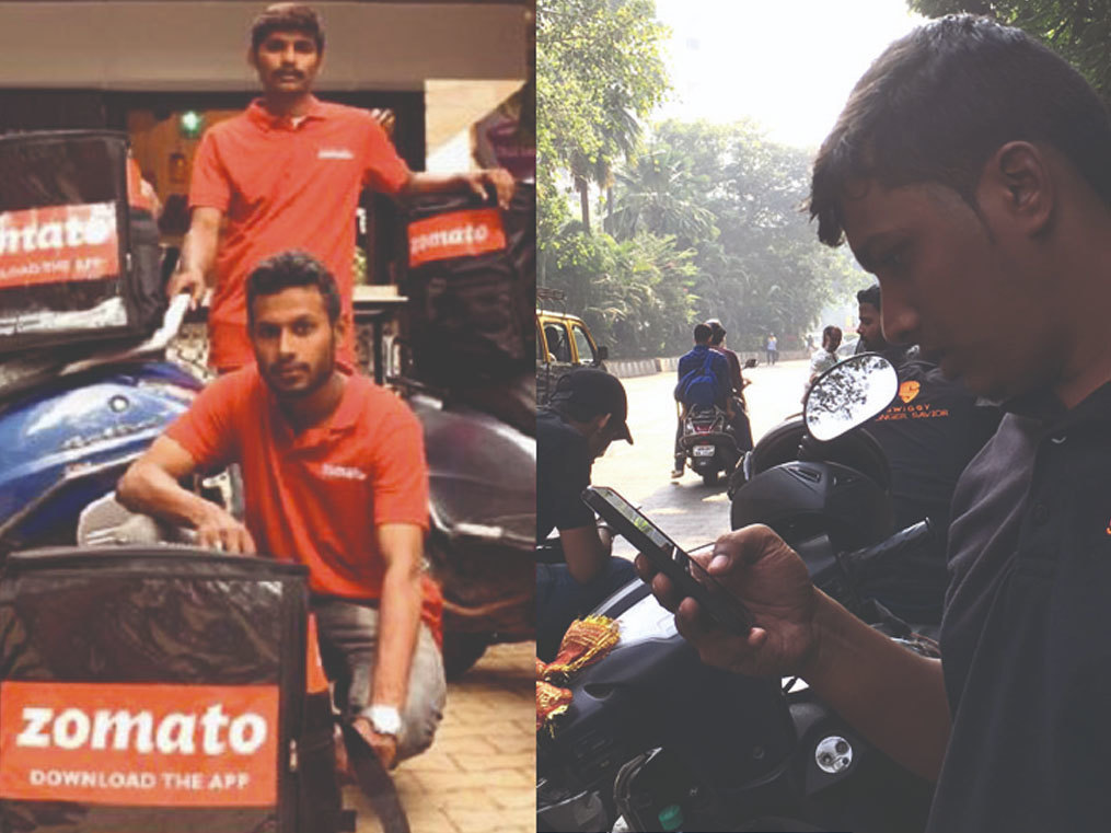 India's food-tech potboiler is now a thriller. Everything you need to know about Zomato and Swiggy's cat-and-mouse game - part I