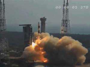 ISRO launches PSLV-C45 carrying DRDO Emisat, 28 other satellites
