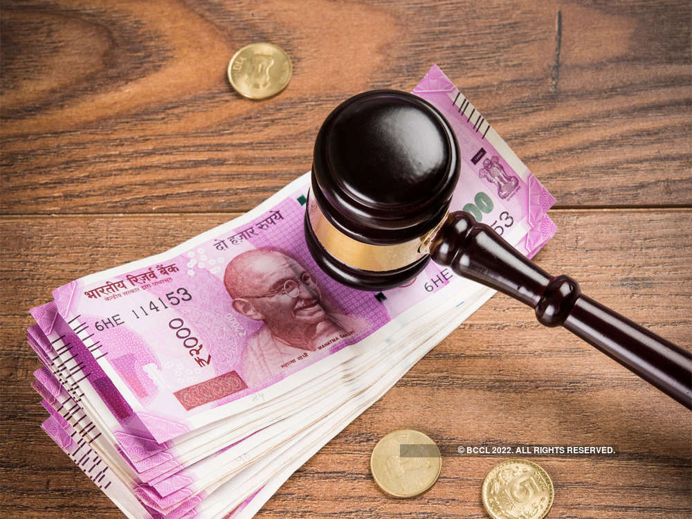 FY19 direct tax collections fall short by Rs 50k cr