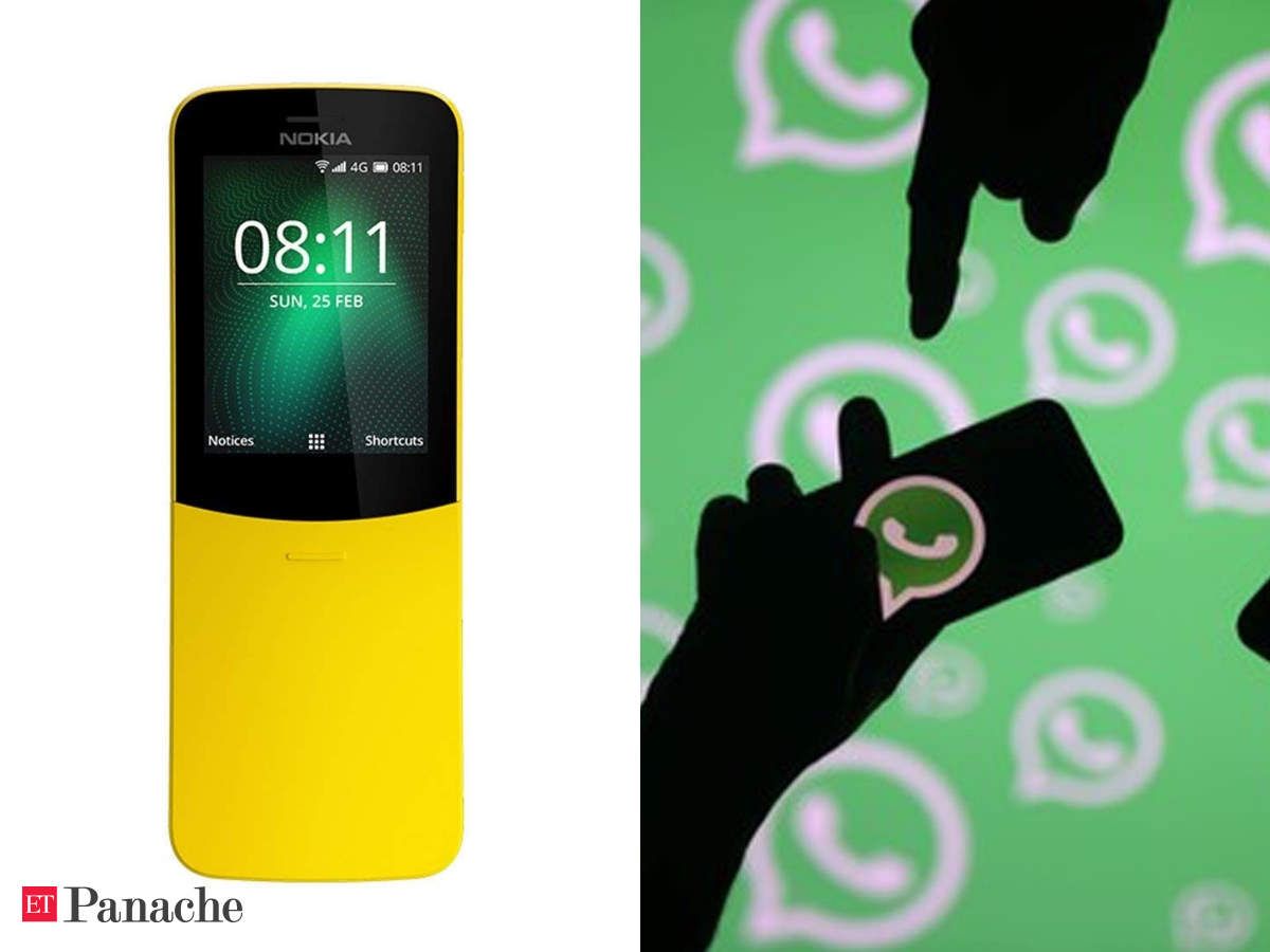 Good news for 'Nokia 8110' users: Slider feature phone now supports