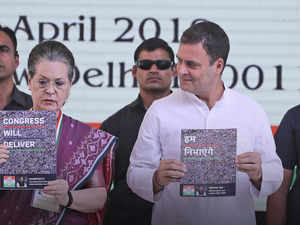Congress manifesto 2019: NYAY, social justice and other takeaways