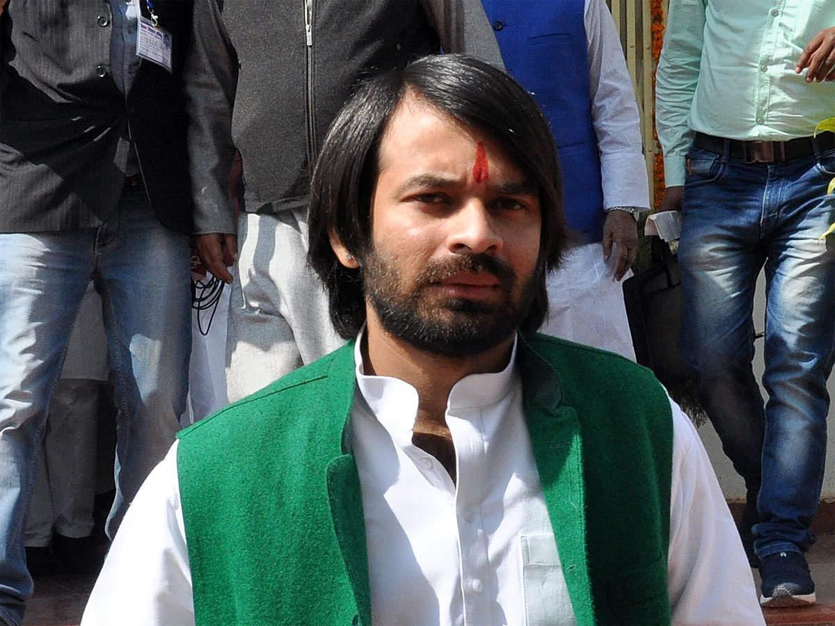 RJD student leader: Tej Pratap Yadav receives death threat