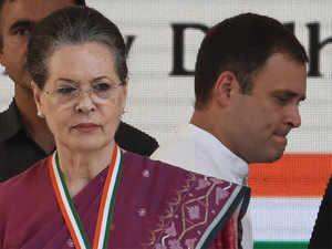 Sonia Gandhi unhappy over Congress manifesto layout