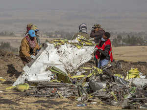 Boeing system triggered repeatedly in Ethiopian crash: Sources