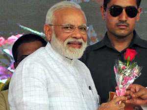PM Narendra Modi gets UAE's highest civilian honour