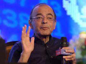 If re-elected, we will continue with lower tax rates: Arun Jaitley