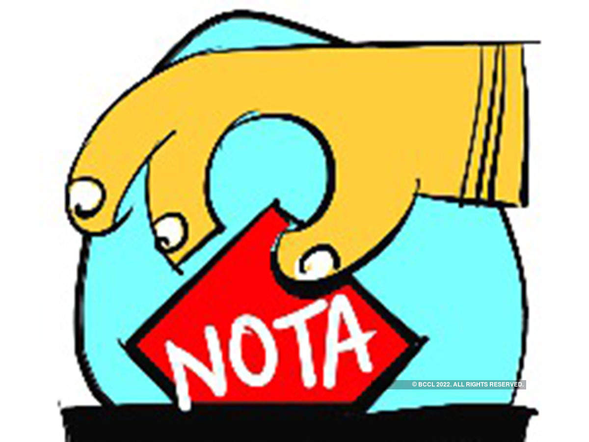 NOTA (None of the Above): What is NOTA? What is the meaning of NOTA