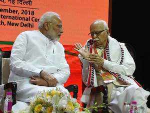 LK Advani's message to BJP in blog ahead of its foundation day