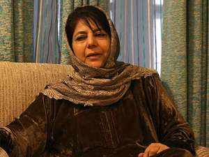 India-J&K relations will become like Israel-Palestine if Article 370 is scrapped: Mehbooba Mufti