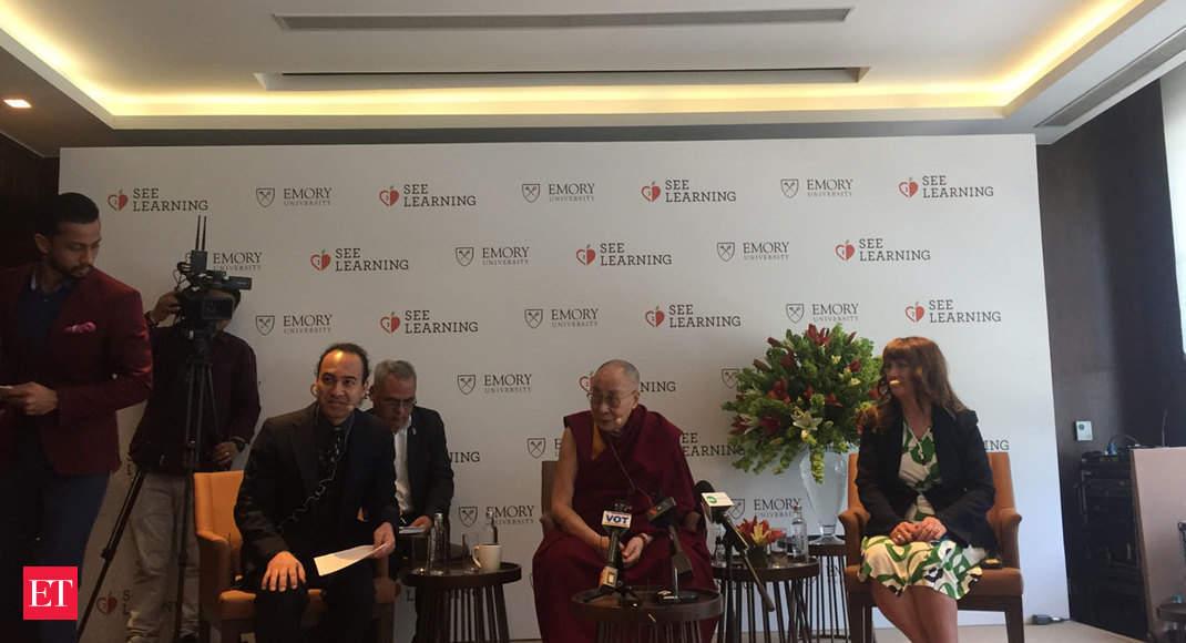 Dalai Lama to launch Emory University's SEE Learning program in New Delhi