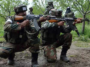 Kashmir militancy Agencies