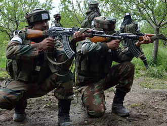 Maoists kill 4 BSF men on election duty in Chhattisgarh; 2 injured