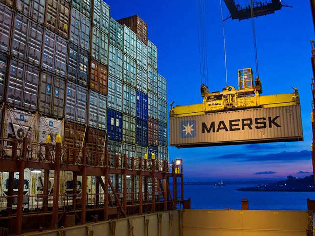 Riding rough seas: World's largest shipping line banks on India for tech transformation
