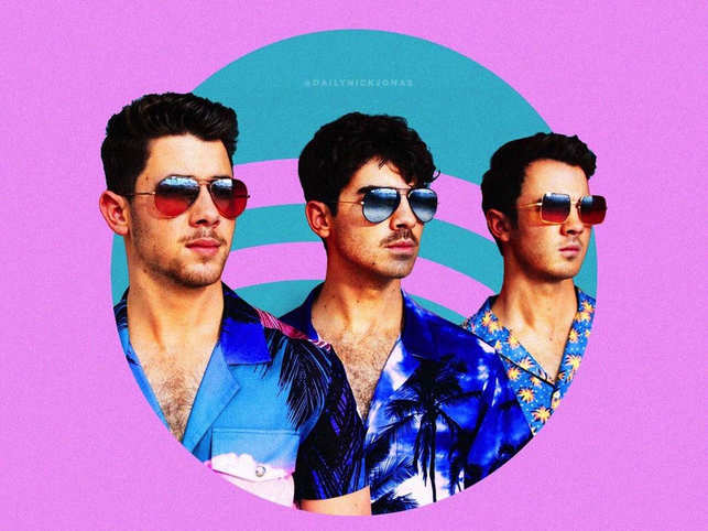 Sing along: Days after 'Sucker' release, Jonas Brothers take