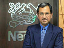 Suresh Narayanan, Nestle India-1200