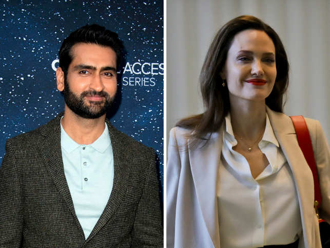 Will Kumail Nanjiani share screen space with Angelina Jolie in Marvel's next?