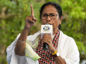 """Mamata writes to ECI after IPS transfer, calls the action as """"arbitrary, motivated and biased"""""""