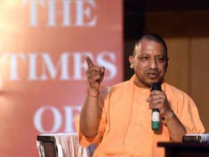 Congress has entered into unholy alliance with Muslim league: Yogi Adityanath
