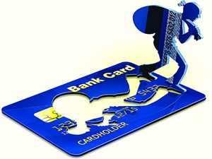 Card fraud-Mumbai.