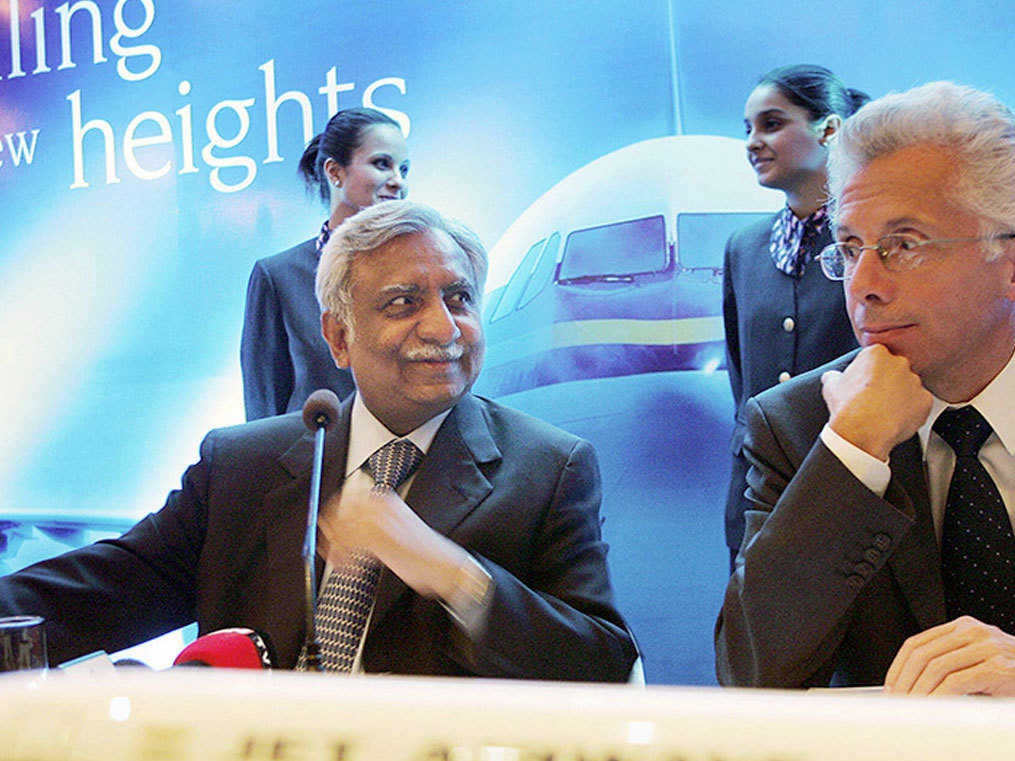 An empty chair, a promoter pulling strings from Paris, nervy bankers: why Jet's INR1,500 crore bailout is at risk