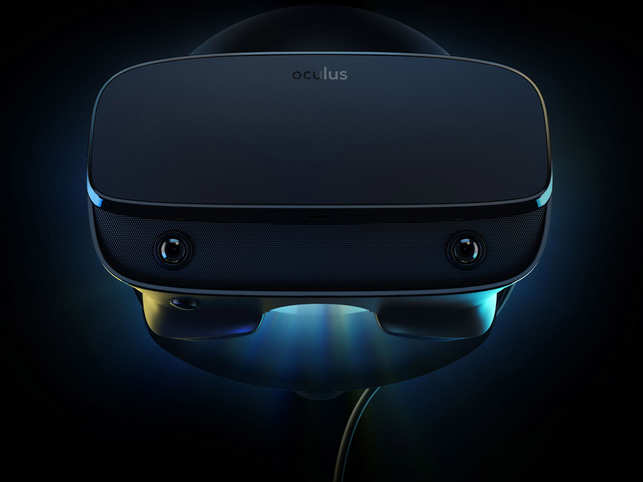 0055cbb5ec6e Facebook s Oculus Rift S  VR headset for an immersive experience ...