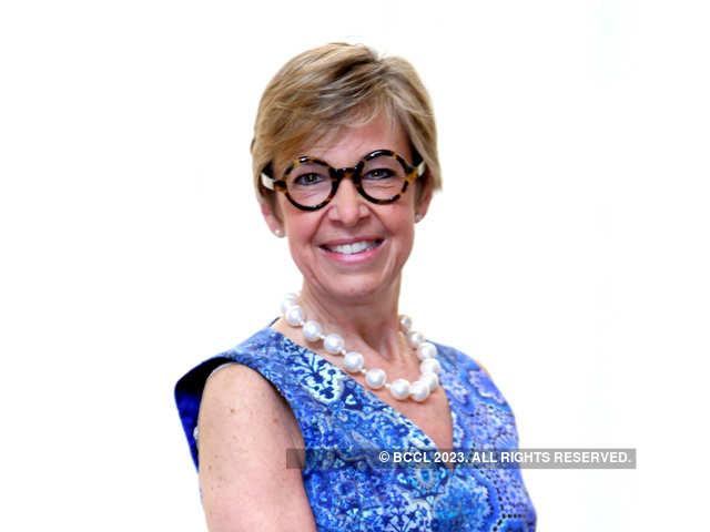 Brenda Trenowden, Global Chair, 30% Club - Aditya Ghosh