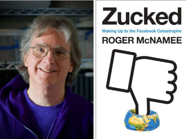 'Zucked: Waking Up to the Facebook Catastrophe' by Roger McNamee