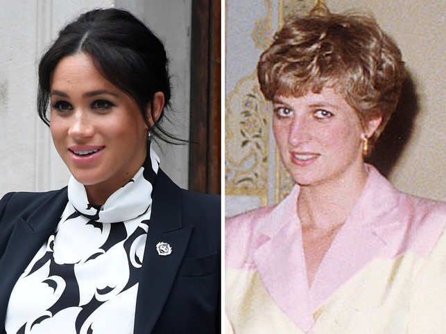 Is history repeating itself? Meghan Markle may be facing the similar situation like Princess Diana