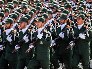 In unprecedented move, US names Iran's Revolutionary Guards a terrorist group