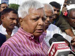 Fodder scam: CBI opposes Lalu's bail plea in SC