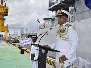 Vice Admiral Verma withdraws petition challenging Navy chief position