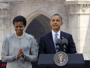 My stay at Taj is powerful message against terror: Obama