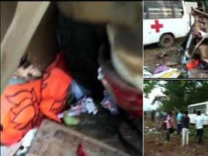 BJP MLA Bheema Mandavi & 4 security personnel killed in an IED blast by maoists in Dantewada