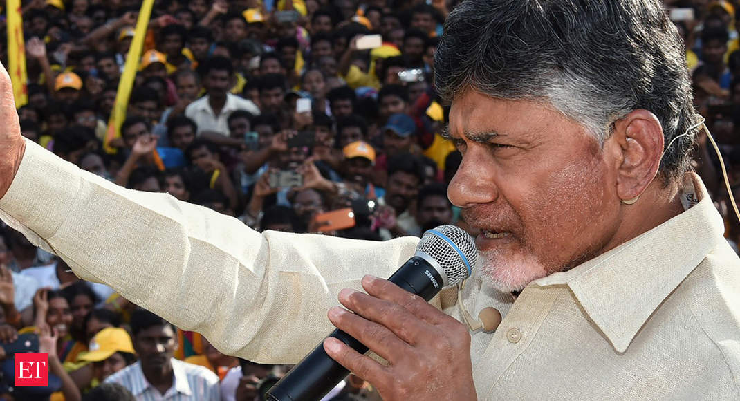 Repeat Of 1996 In 2019 A Real Possibility: Chandrababu