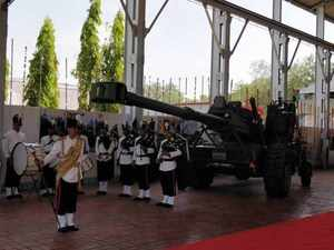 SAIL supplies steel for Indian Army's 'Dhanush'