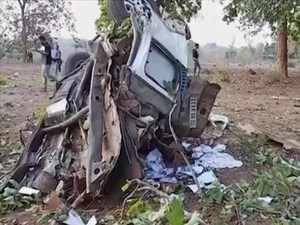 100 Naxals suspected to be involved in Dantewada ambush: Police