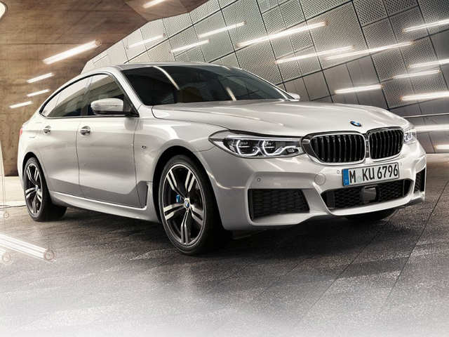 BMW unveils diesel variant of 6 Series Gran Turismo at Rs 63.9 lakh
