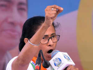 LS election will drive BJP out of power, Modi will never be PM again: Mamata