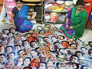 Election-bazaar