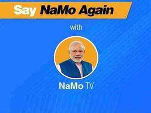 Restrictions on Modi biopic to also apply on NaMo TV: EC