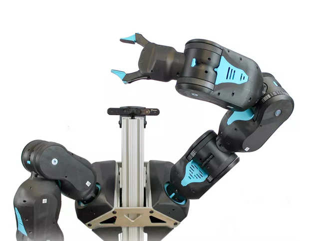 blue ai robot