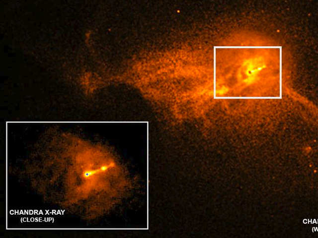 How astronomers took the first ever image of a black hole