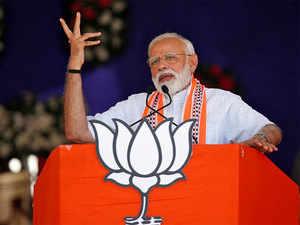 Opposition scared, indulging in scaremongering: Modi