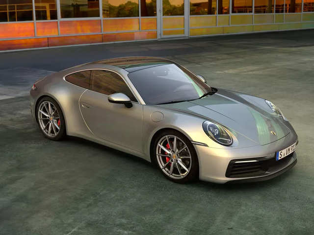 A sports drive for the new era: Porsche unveils 911 Carrera S in India, priced at Rs 1.82 cr onwards
