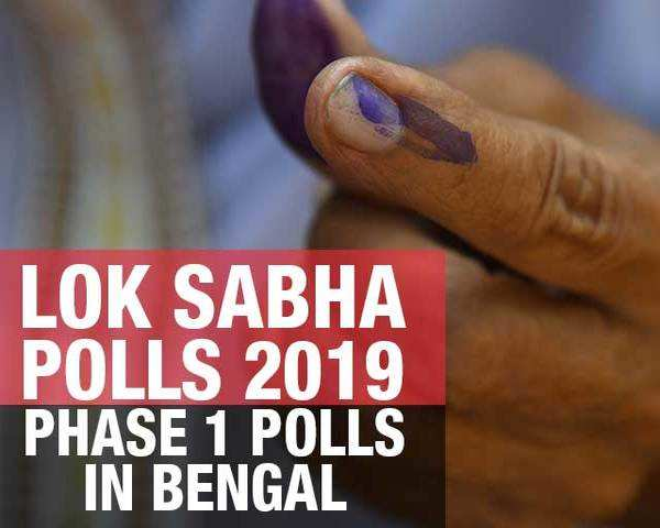 Phase 1 polls in Bengal: BJP, TMC skirmishes amid high turnout